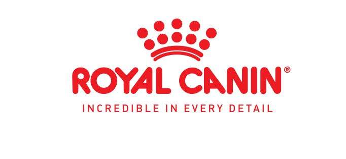 Logo sponzora - Royal Canin  czech & slovak republics s.r.o